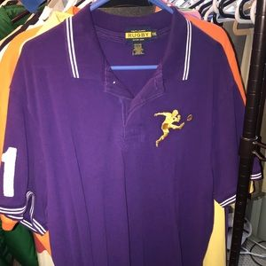 Authentic Rugby Polo